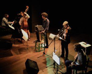 quinteto astor tango